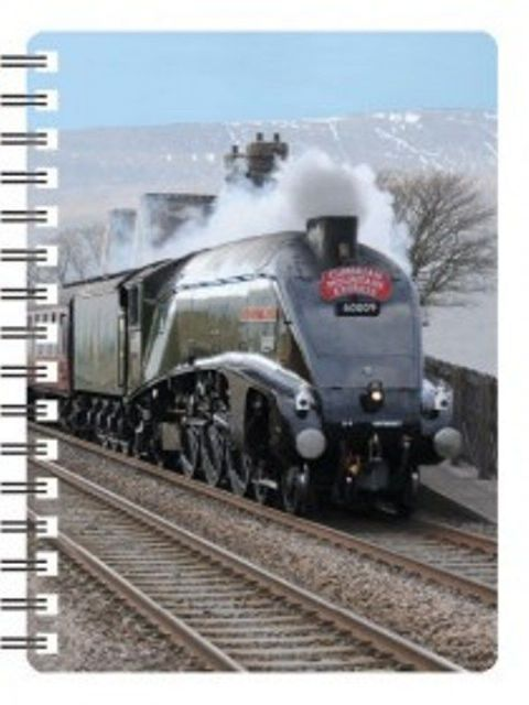 SteamTrain 3D Notebook Union of South Africa